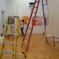 """Redesigning the gallery space for the """"Second Look"""""""