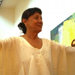 Beatriz Mejia-Krumbien's performance at The Second Look